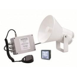 EW2 24 Volt Whistle with Loudspeaker