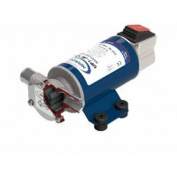 UP1-JR 12 or 24 Volt Integrated Switch Pump for Water w/Reverse
