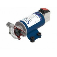 UP1-JS 12 or 24 Volt Integrated Switch Pump for Water